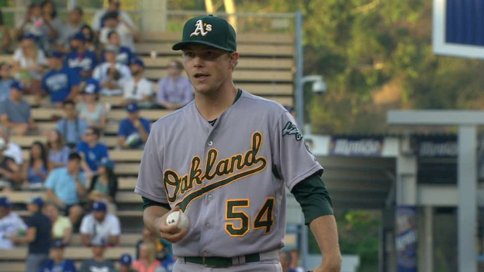 Gray's three-hit shutout