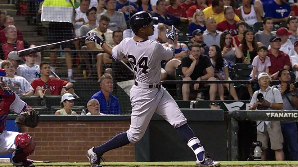Yankees' 21-run salute in win