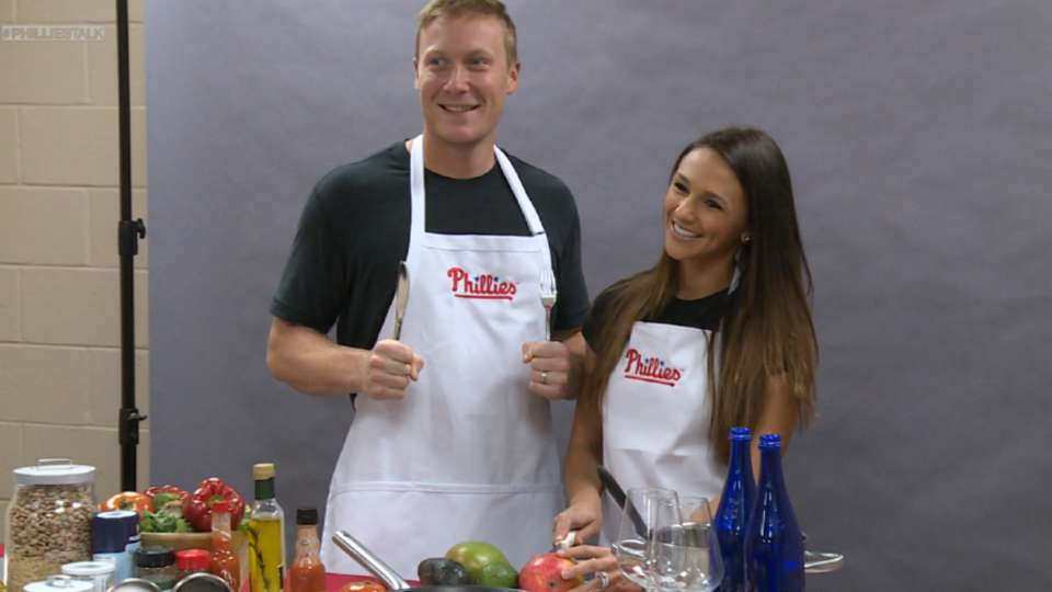 Phillies Wives Cookbook