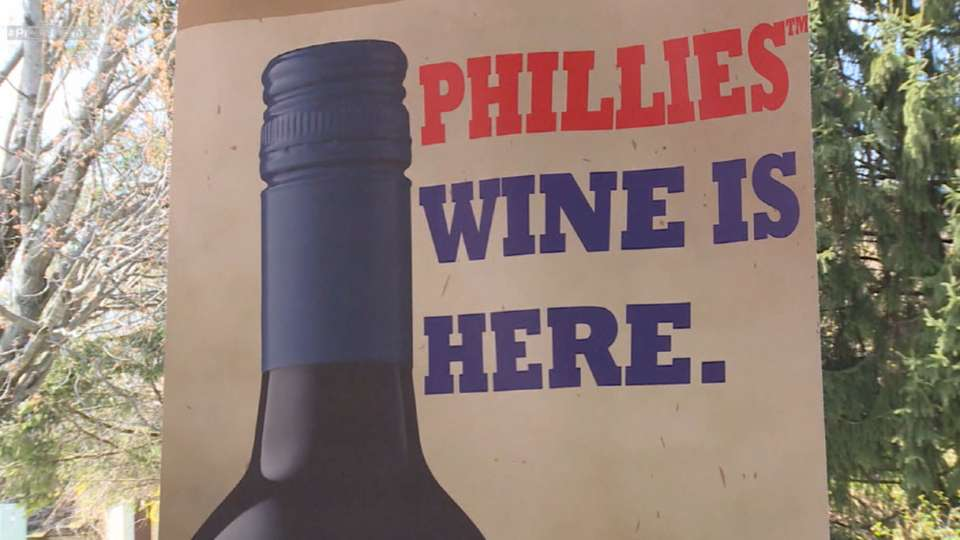 Phillies create new wine