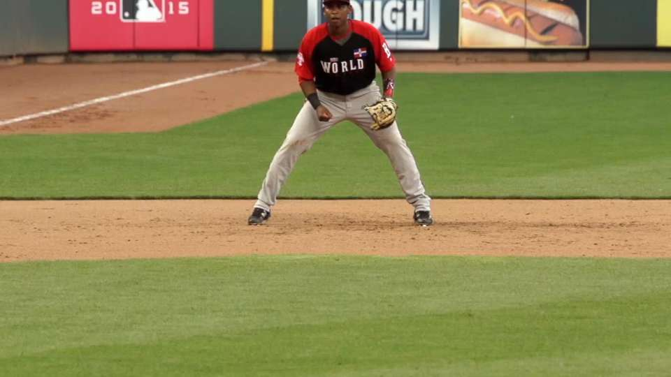 Dominican Sox at Futures Game