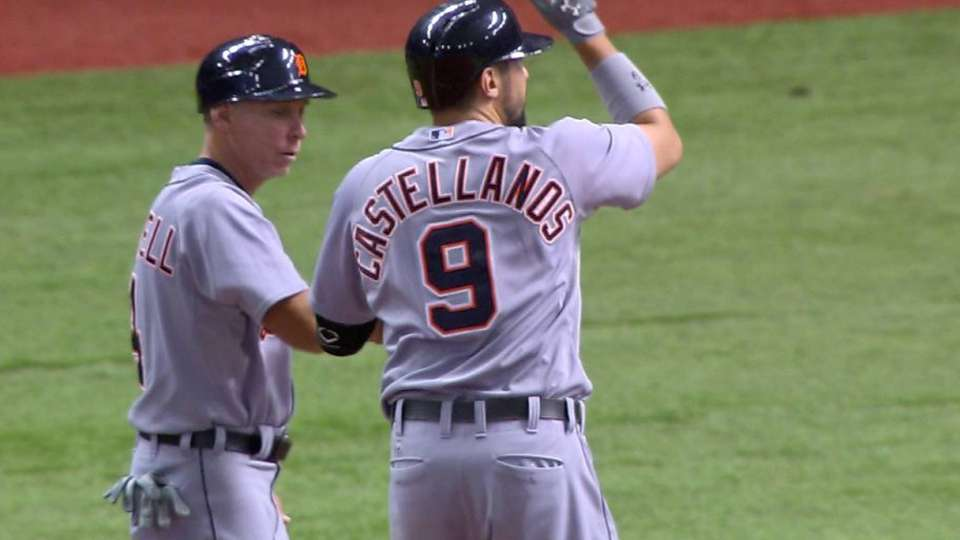 Castellanos' RBI single