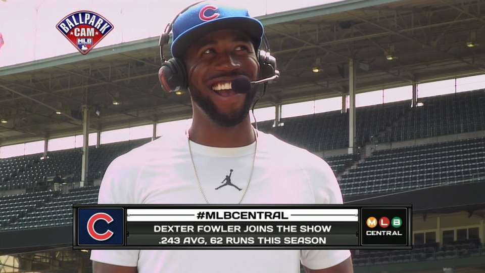 Dexter Fowler on MLB Central