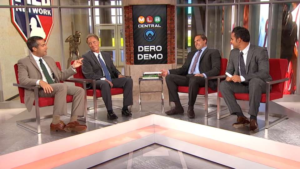 MLB Central: DeRosa's Demo