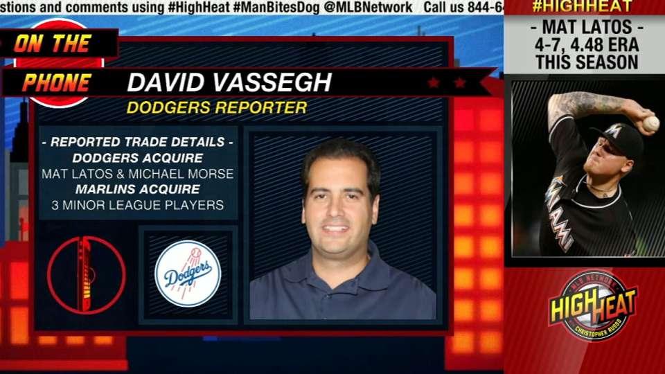 David Vassegh on High Heat