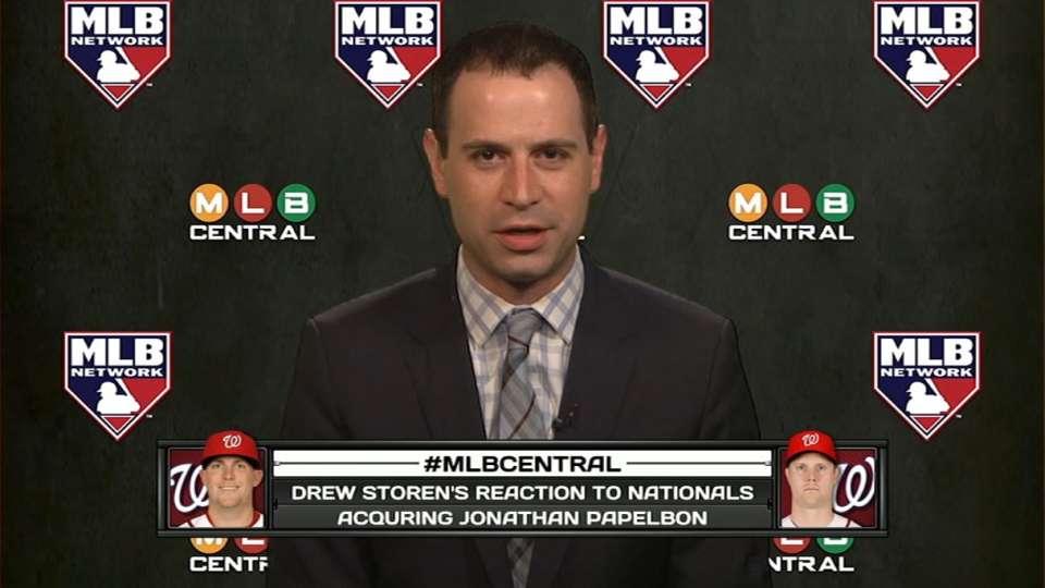 MLB Central: Papelbon trade