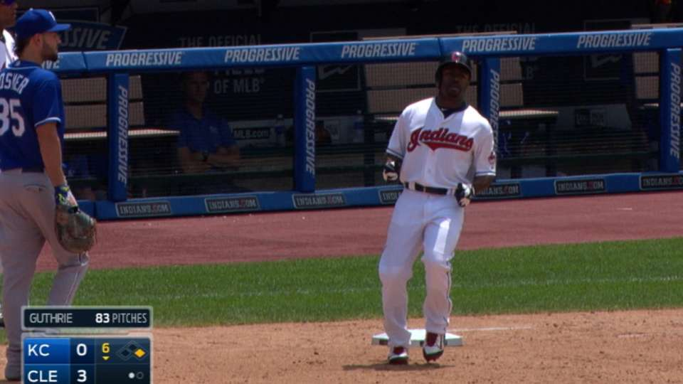 Bourn goes 4-for-5