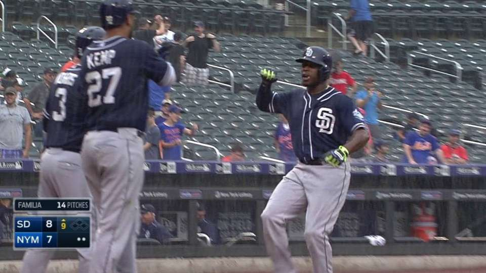 J. Upton's go-ahead homer