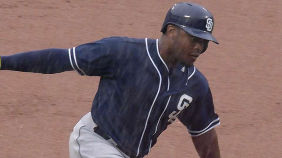 Must C: Upton homers in the rain