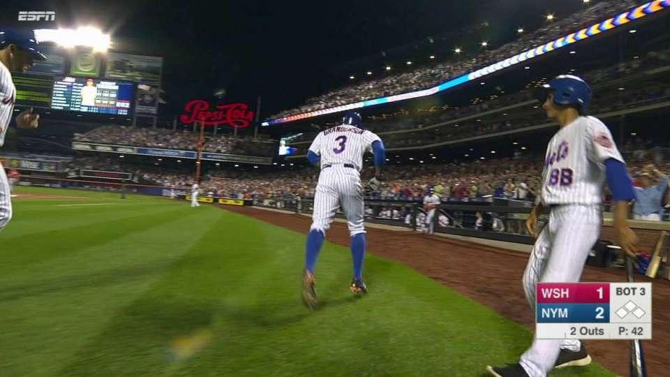 Granderson's two-run homer