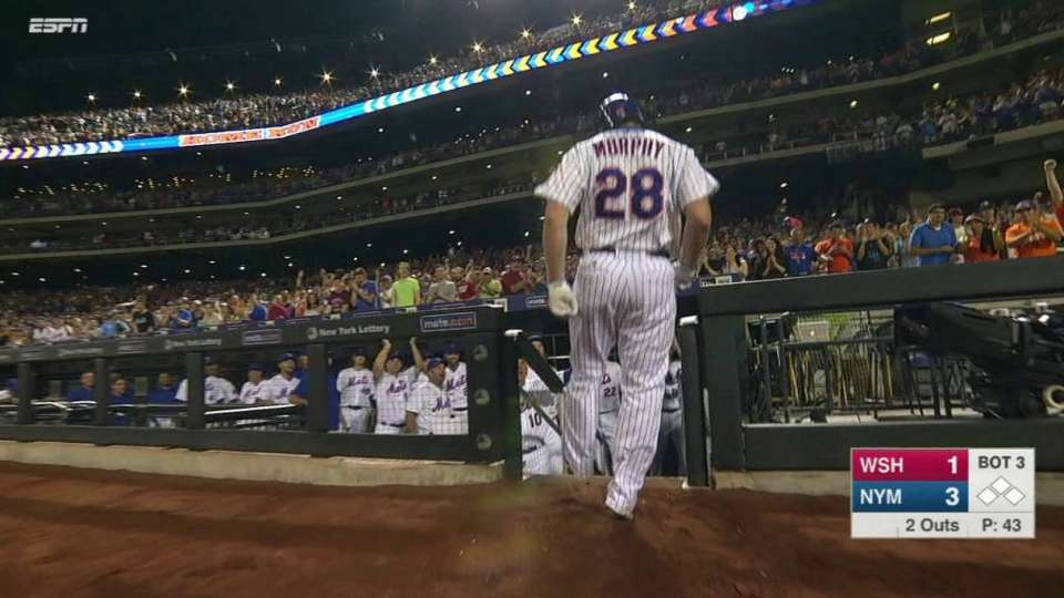 Murphy's back-to-back homer
