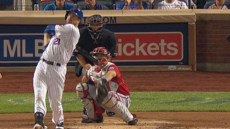 Must C: Mets blast three homers