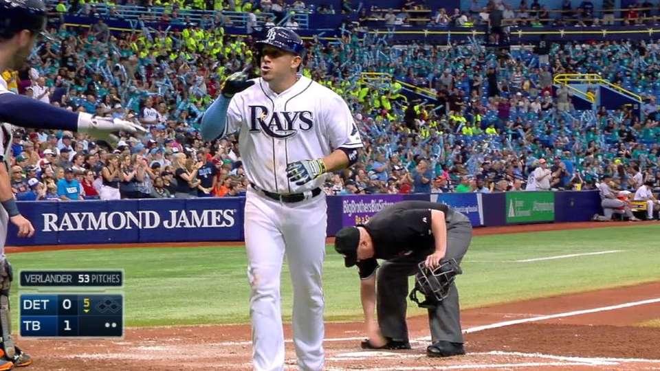 Cabrera's solo shot