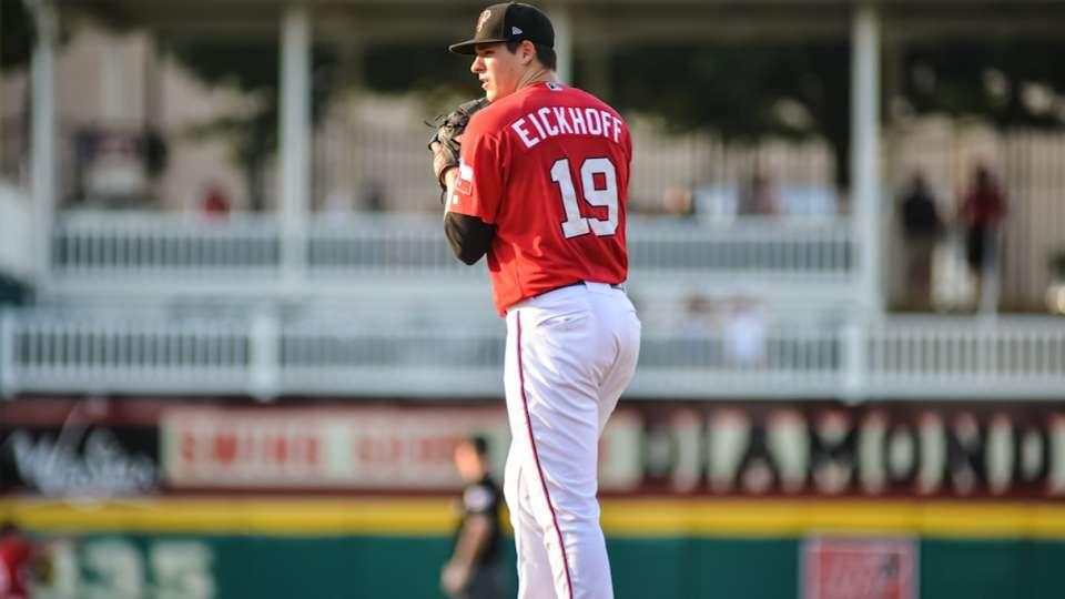 Top Prospects: Eickhoff, TEX