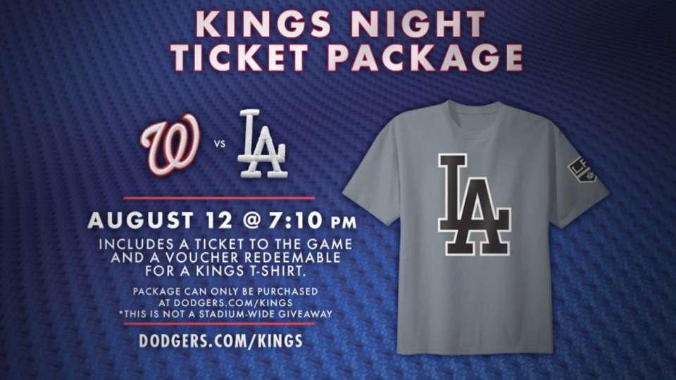 Buy a Kings Night ticket package  18ea5115678