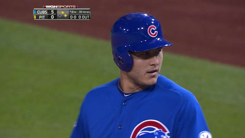 Rizzo's four-hit game