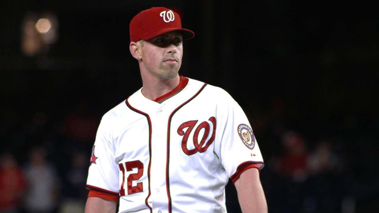 Tyler Moore pitches in Nationals  loss  1cbeb178e