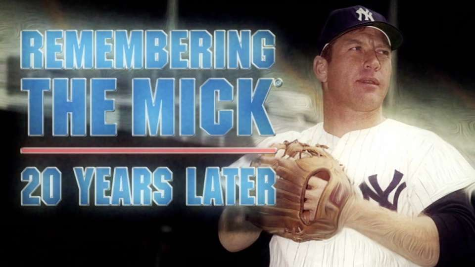 Remembering 'The Mick'