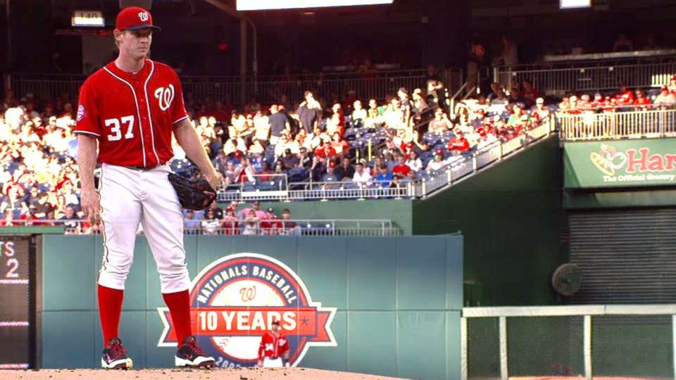 MLB Central: Strasburg's return