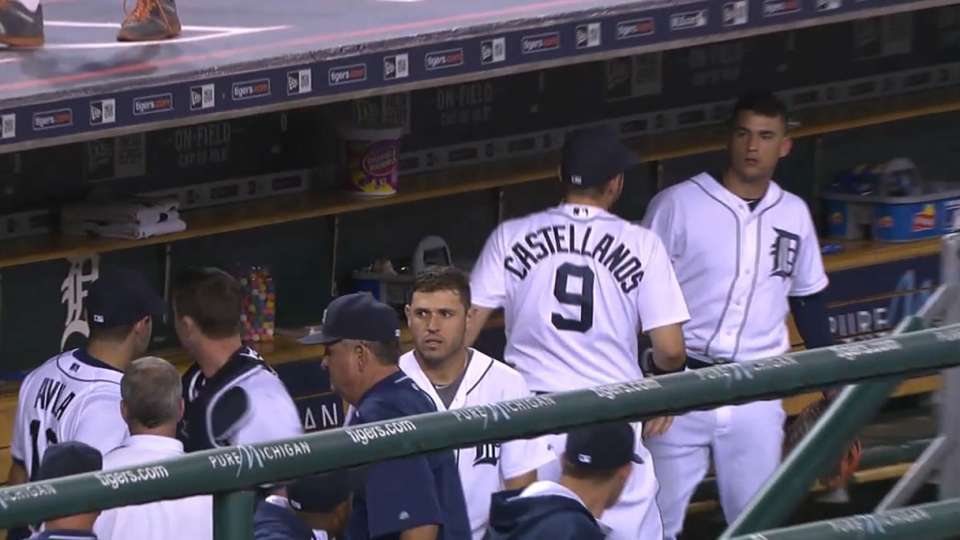MLB Central: Tigers Clubhouse