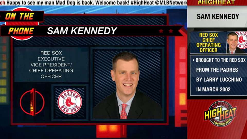Sam Kennedy joins High Heat