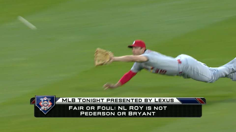MLB Tonight on NL ROY picks