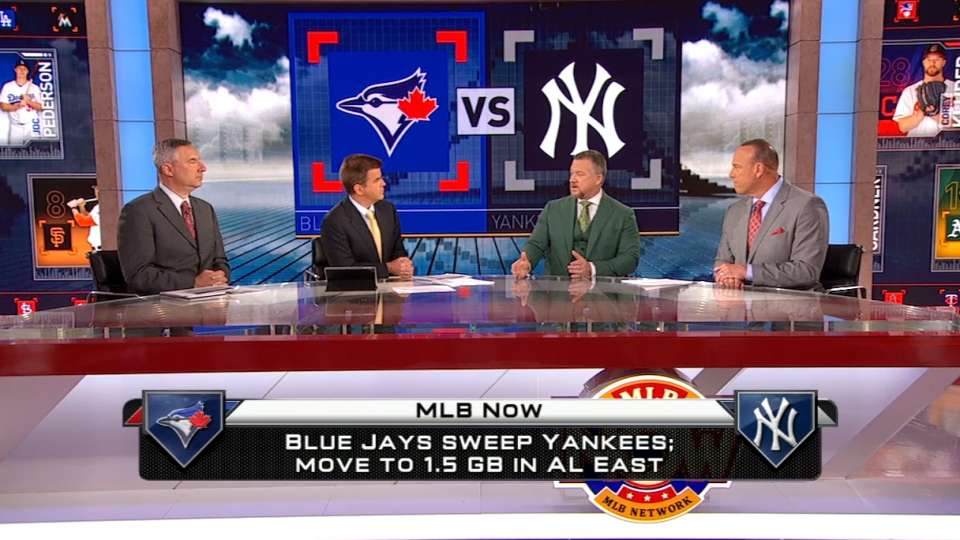 Blue Jays making big moves