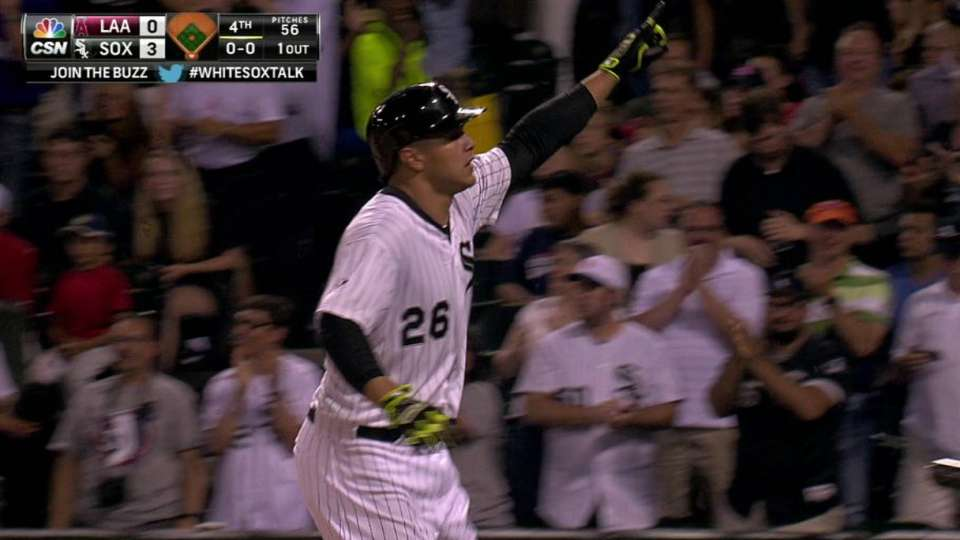 A. Garcia's towering solo homer