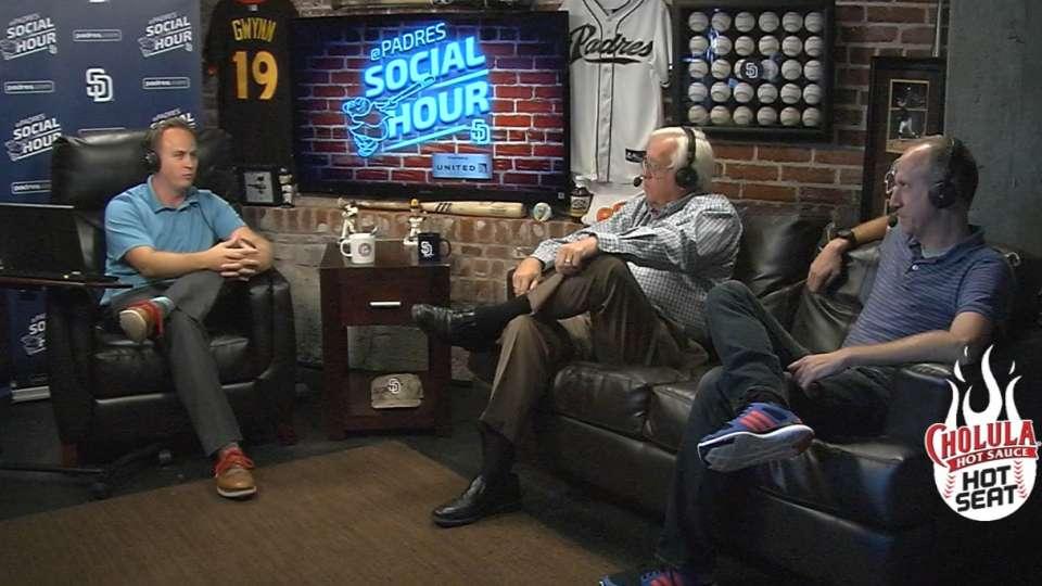 8/10/15: Padres Social Hour