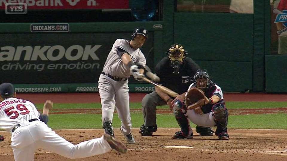 Beltran's game-tying home run