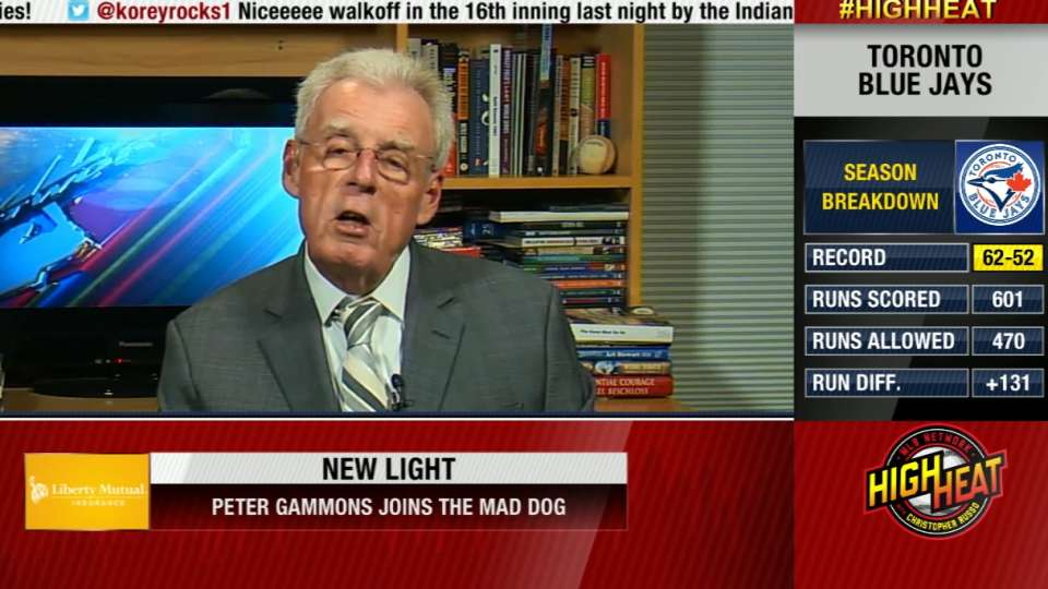 Peter Gammons on High Heat