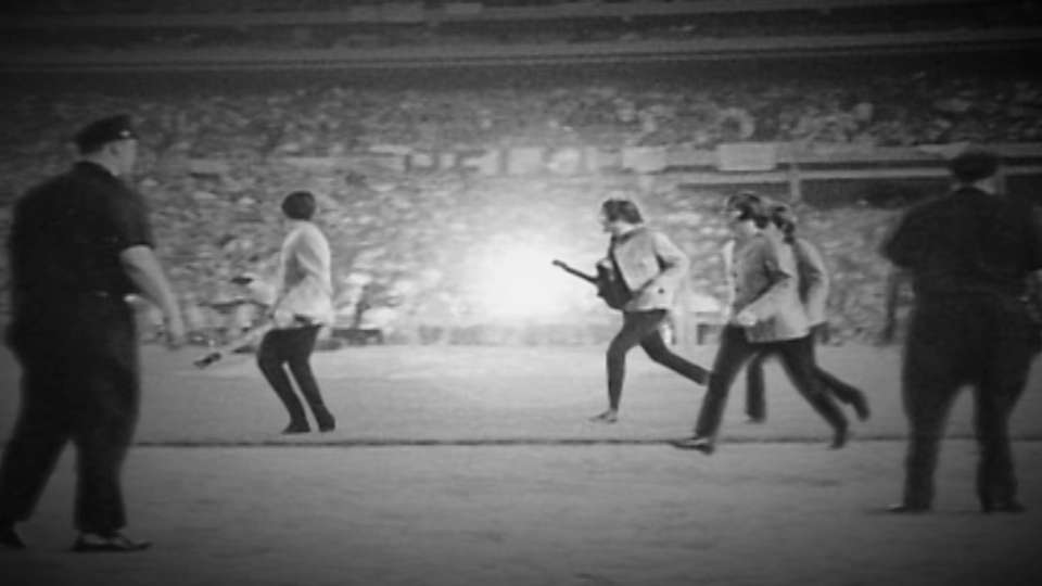 The Beatles rock Shea