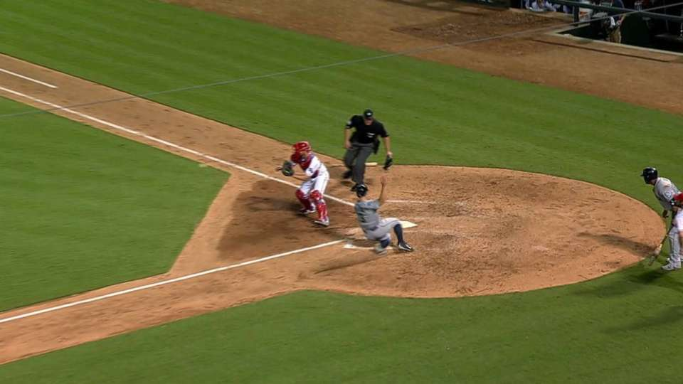 Seager's RBI single
