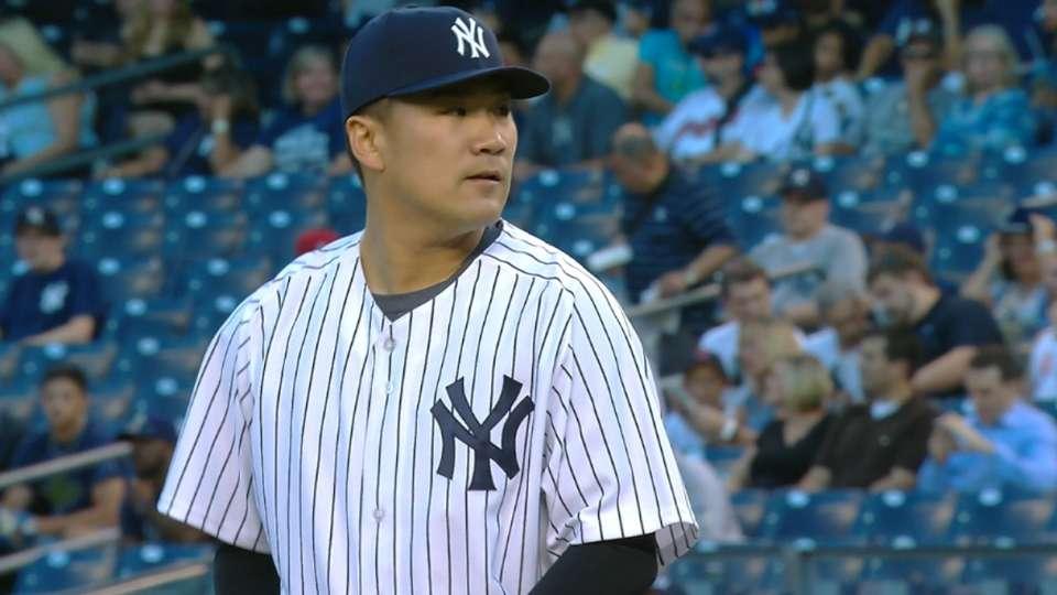 Tanaka's six-plus frames
