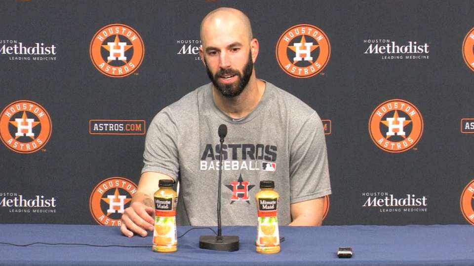 Fiers on throwing a no-hitter