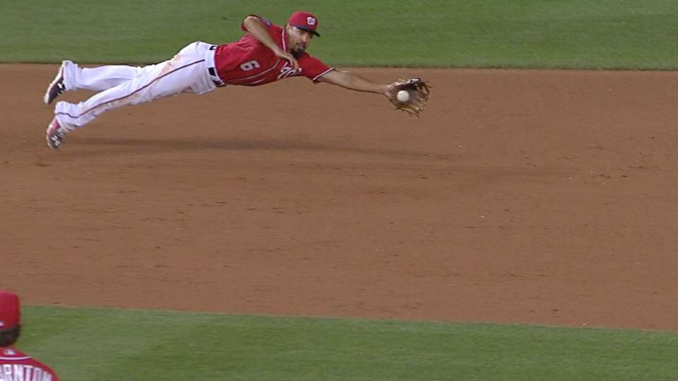 Must C: Rendon's diving catch
