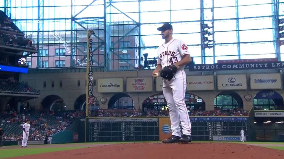 McCullers' seven strong innings
