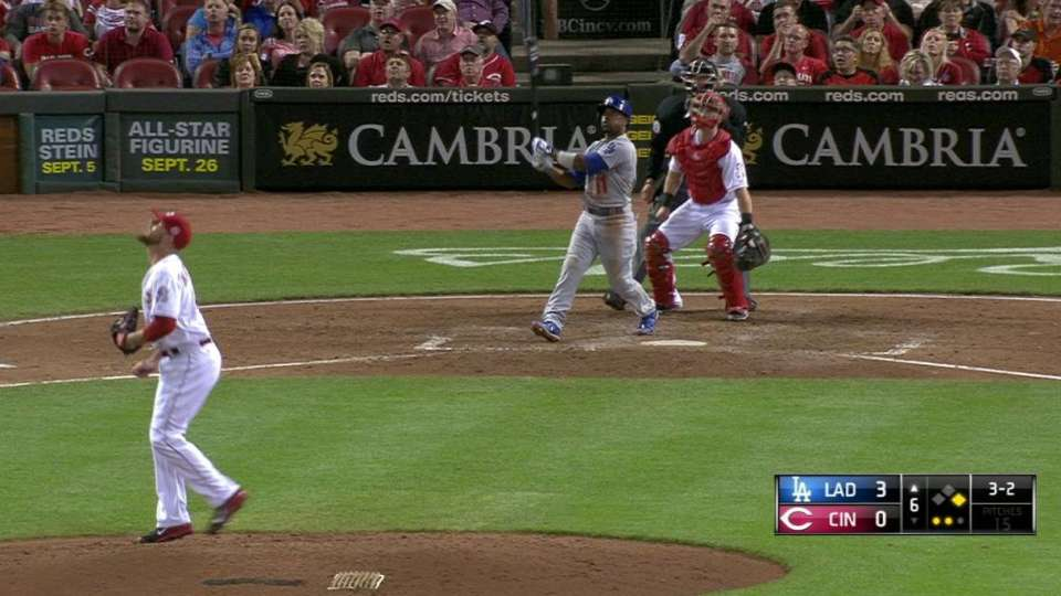 Rollins' two-run homer