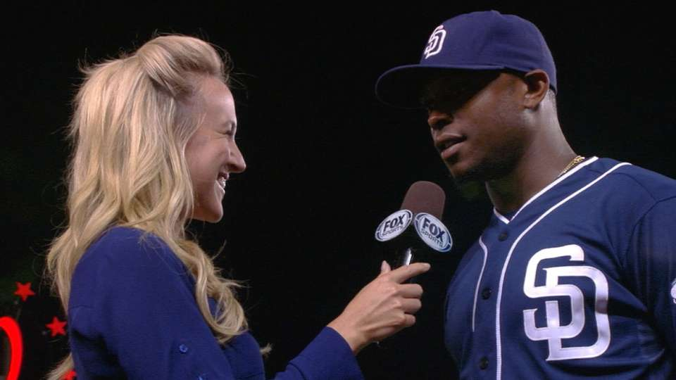 J. Upton on his two homers