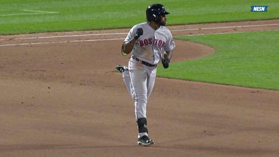 Bradley Jr.'s go-ahead homer