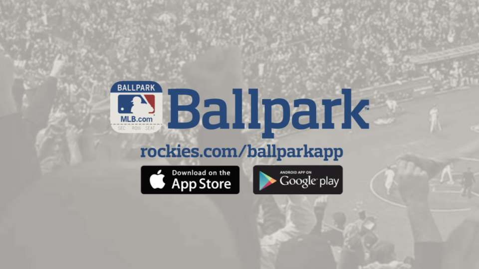 MLB.com Ballpark App Ticketing