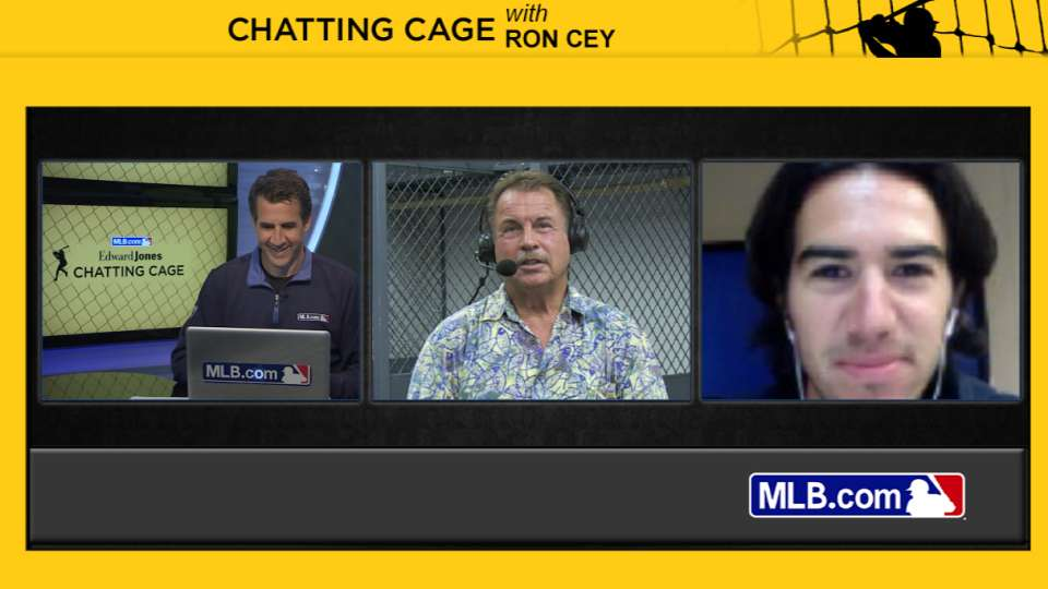 Chatting Cage: Ron Cey