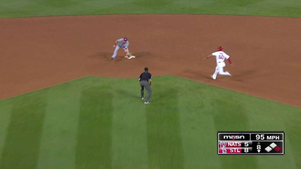 Nats get double play on review