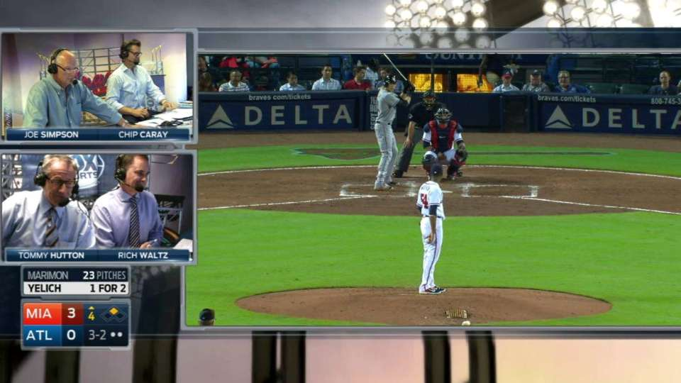 Braves' and Marlins' TV combine