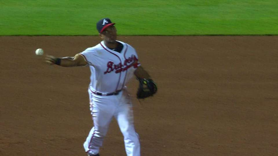 Olivera's diving play