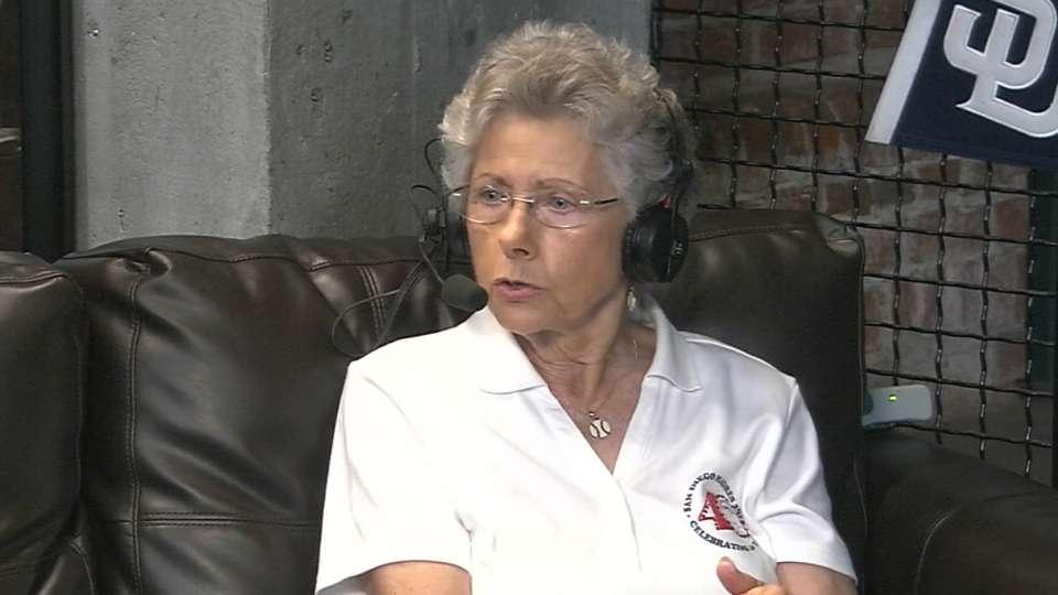 Vigeveno talks San Diego Madres