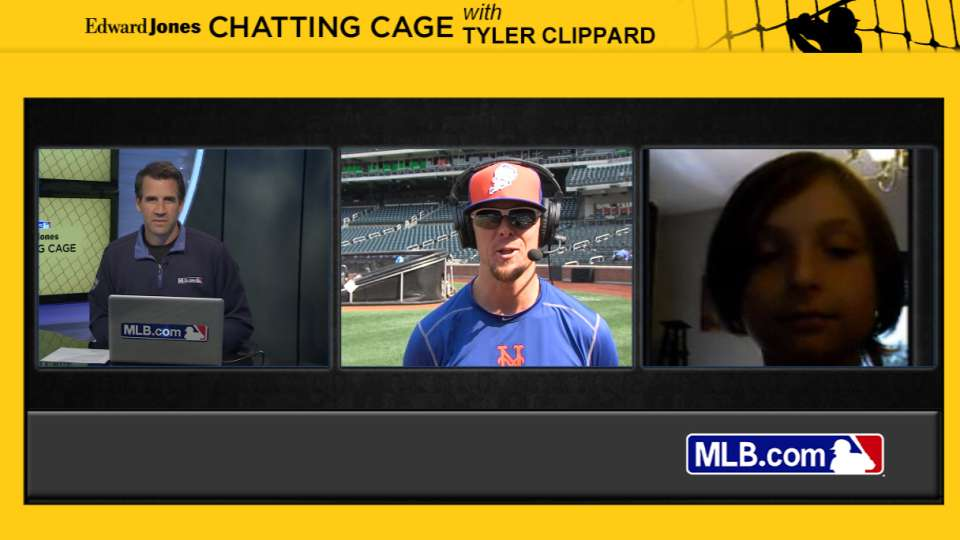 Chatting Cage: Tyler Clippard