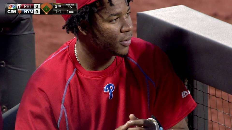 Phillies give update on Franco
