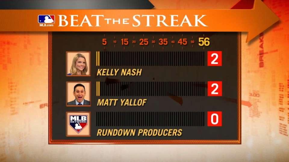 Beat the Streak on The Rundown