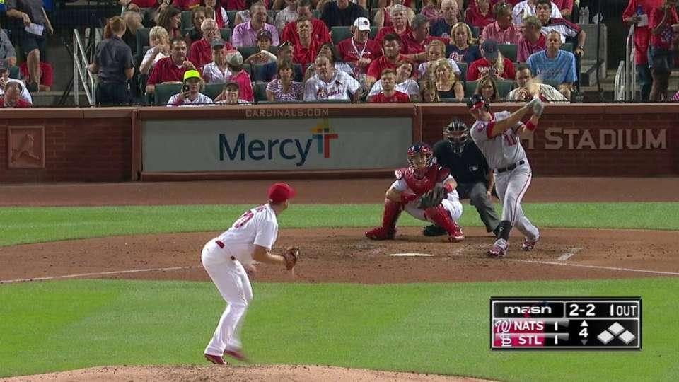 Zimmerman's long solo home run